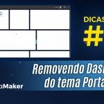 Removendo Dashboard do tema PortalLight (Softwell Maker)