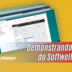 Demonstrando temas do Softwell Maker